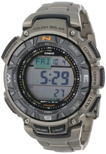Casio Men's PAG240T-7CR