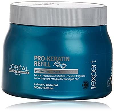 Loreal Serie Expert Pro-Keratin Masque For Damaged Hair 16.9 oz
