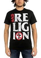 Bad Religion - - Herren Stacked Logo T-Shirt