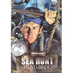 Sea Hunt Complete Season One
