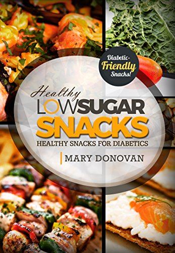 Low Sugar Snacks by Mary Donovan