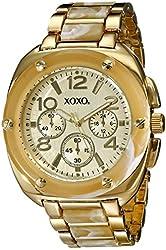 XOXO Women's XO5646 Gold-Tone Watch