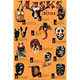 Masks of Mexico poster