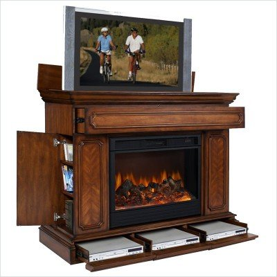 Cheap TV Lift Cabinet Remington TV Stand (AT004602)