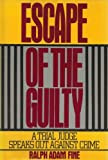 img - for Escape of the guilty book / textbook / text book