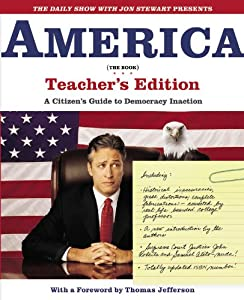 "Cover of ""The Daily Show with Jon Stewart..."