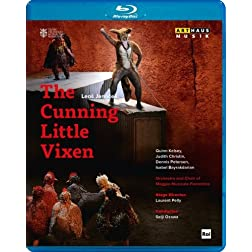Janacek: Cunning Little Vixen [Blu-ray]