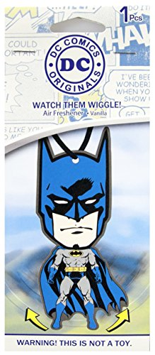Plasticolor 005416R01 Wiggler DC Comics Batman Air Freshener at Gotham City Store