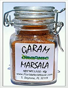 Garam Masala 15 Oz 42g - Organic Eco Friendly Gifts - Eco-spices