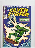 img - for The Silver Surfer (Vol. 1 No. 2, October 1968) (When Lands the Saucer!) book / textbook / text book
