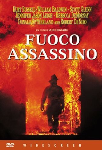 Fuoco assassino [IT Import]