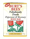 Burt's Bees Peppermint and Rosemary Body Bar