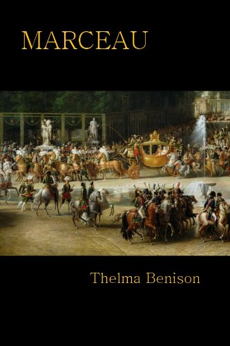 Kindle Nation eBook of the Day: Thelma Benison's Marceau will take you on an incredible journey, and here's a free sample!