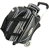 Elite Double Platinum Bowling Bag