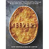 "Keepers: Two Home Cooks Share Their Tried-and-True Weeknight Recipes and the Secrets to Happiness in the Kitchen (Hardcover) By Kathy Brennan          Buy new: $14.84 54 used and new from $13.06     Customer Rating:       First tagged ""cookbook"" by ""daisybutter"""