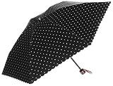 (ユナイテッドカラーズオブベネトン)UNITED COLORS OF BENETTON P50HockMiniドットスカラー晴雨兼用折りたたみ傘 遮光99%以上