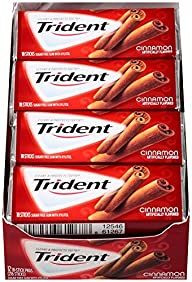 Trident Sugar Free Gum (Cinnamon, 18-…