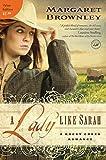 A Lady Like Sarah