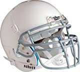 Schutt XP Hybrid Youth Football Helmet - White-XS