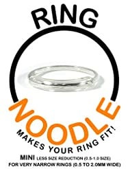 Ring Guard by RING NOODLE (MINI - less reduction) - Ring Size Reducer