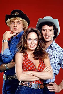 Catherine Bach John Schneider Tom Wopat The Dukes Of Hazzard Studio 24x36 Poster