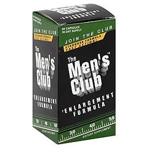 Men's Club Men's Enlargement Formula, 60-Count Box