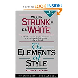 The Elements of Style (4th Edition)