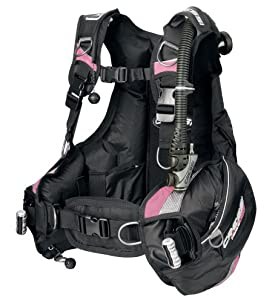 Cressi Travelight Womens Buoyancy Compensator-Medium