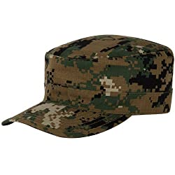Military Patrol Cap-Marpet-Large