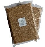 【新米】28年産JAS有機栽培米あきたこまち 玄米5kg(真空パック2.5kg×2)