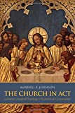 img - for The Church in Act: Lutheran Liturgical Theology in Ecumenical Conversation book / textbook / text book