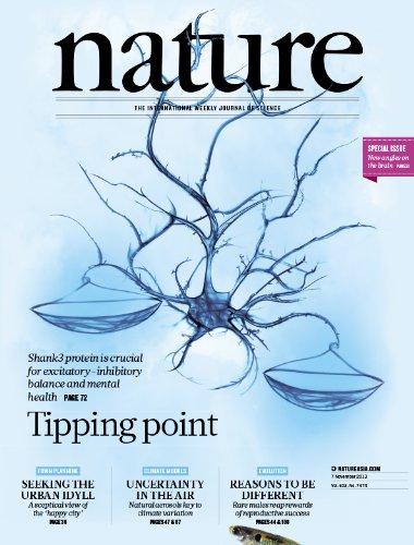 nature [Japan] November 7, 2013 Vol. 503 No. 7474 (single issue)