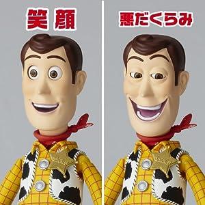 Amazon.co.jp: 特撮リボルテック SERIES No.010 WOODY (ウッディ): おもちゃ