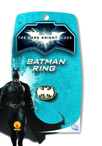 Batman Ring Costume Jewelry Adult