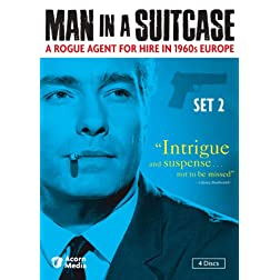 Man in a Suitcase Set 2