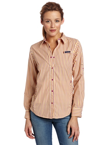 Columbia Sportswear Women's Super Tamiami Long Sleeve Shirt