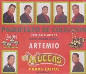 """Muecas. Los Muecas - Los Muecas """"Paquetazo De Coleccion"""