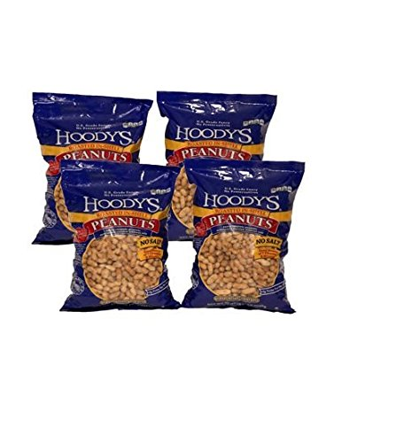 Hoody's In-Shell Classic Roast Peanuts Unsalted-5 lbs / 4 pack (Unsalted Roasted Peanuts In Shell compare prices)