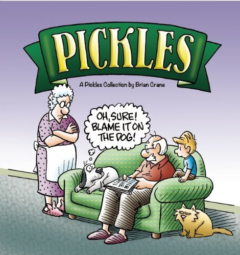 By Brian Crane - Oh, Sure! Blame It on the Dog! (Pickles Collection) (12.2.2013) (Pickles Books By Brian Crane compare prices)
