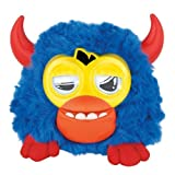 Furby Party Rockers Creature (Dark Blue with Horns) by Furby [Toy]