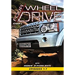 Four-Wheel Drive. Season-3, DIsc-1