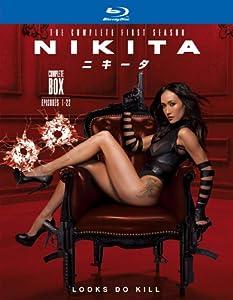 NIKITA / ニキータ 〈ファースト・シーズン〉 コンプリート・ボックス [Blu-ray]