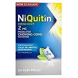 NiQuitin Mint Gum 2mg (24 Pieces) [Misc.]