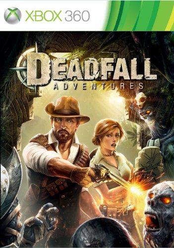 【ゲーム 買取】Deadfall Adventures