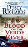 img - for Blood on the Verde River (A Byrnes Family Ranch Western) book / textbook / text book