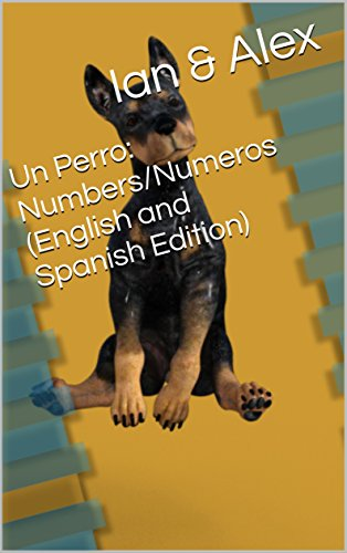 un-perro-numbers-numeros-english-and-spanish-edition-english-edition