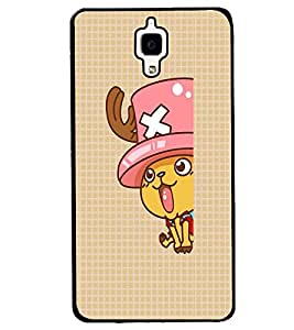 PRINTVISA Cartoon Case Cover for Xiaomi Redmi Mi4::Xiaomi Mi 4