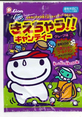 ライオン菓子 きえちゃう!!キャンディー 100g×6袋