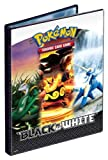 Ultra Pro 82789 Portfolio 4-Pocket PKM BW01 Pokemon Trading Card Game