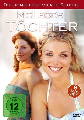 McLeods Töchter - Staffel 4 [8 DVDs]